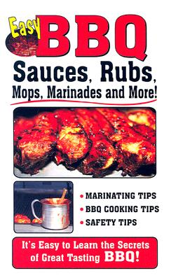 Easy BBQ Sauces By Golden West Publishers (COR)