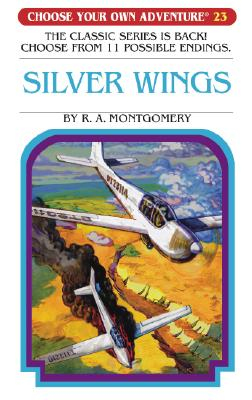 Silver Wings By Montgomery, R. A.